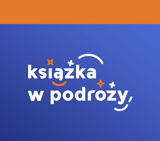 Logo Książka w podróży