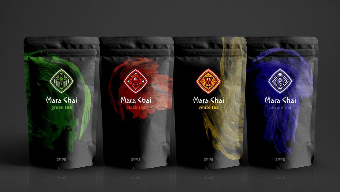 Torby herbat Mara Chai