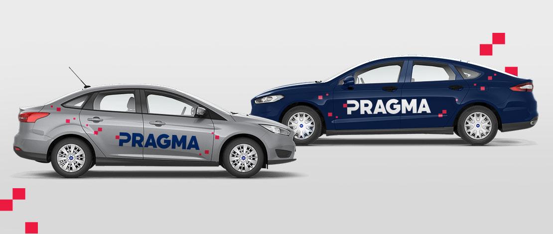 Samochody Pragma