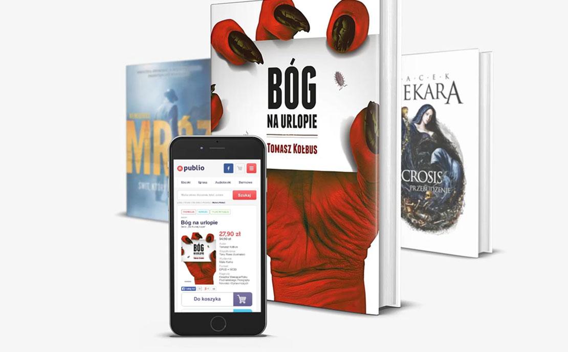 Księgarnia mobilna Publio