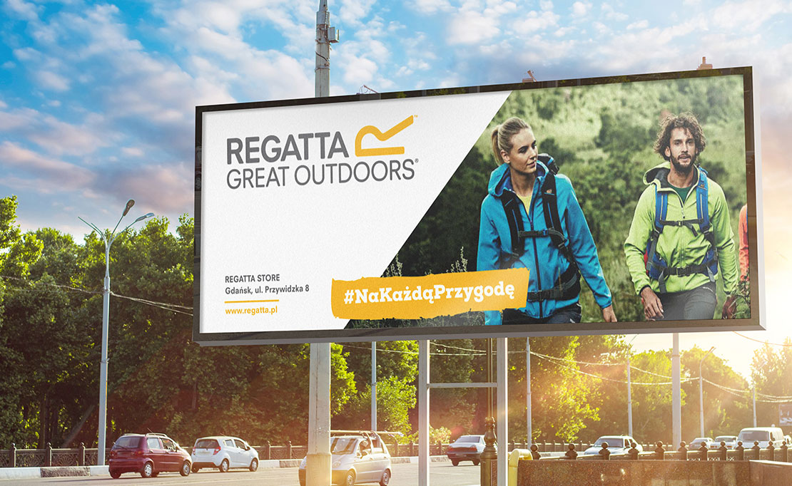 Billboard Regatta