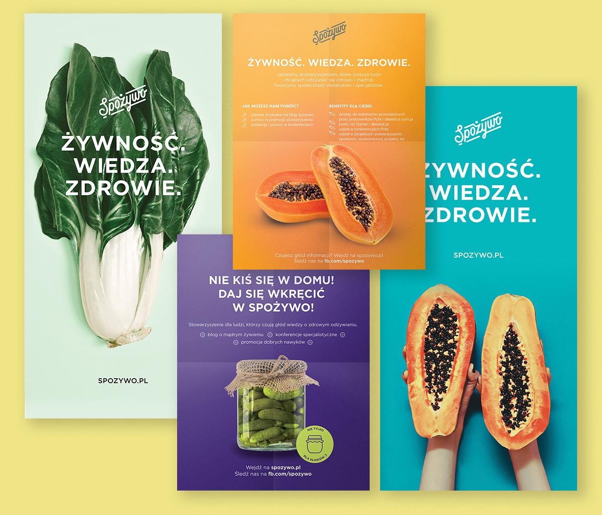 Plakaty Spożywo