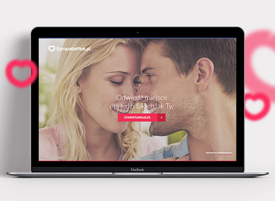 Strona internetowa Sympatia