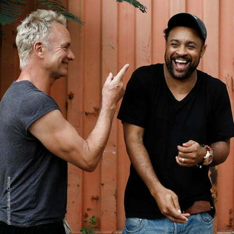Sting & Shaggy in Onet Radio