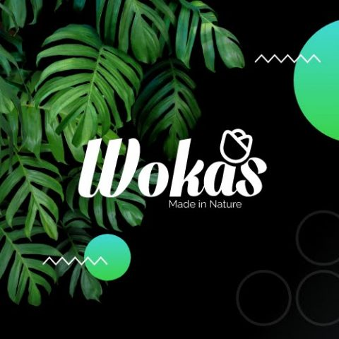Wokas – website redesign