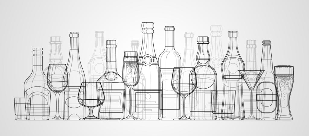 Alkohol i social media. Najlepsze kampanie 2018 zprocentami wroli głównej
