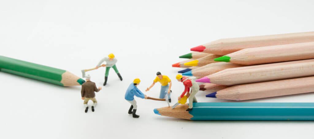 Kup pan… długopis! Nieszablonowe reklamy artykułów biurowych