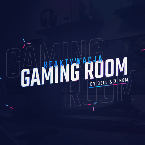 Baner x-kom Gaming Room